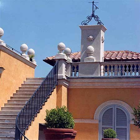 Restauro e ristrutturazione Palazzo Volpi, Roma